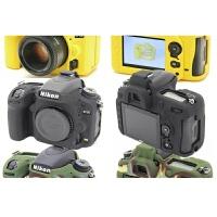适用于尼康D7200 D7100 D5500 D750 D5600内胆相机包单反保护壳 硅胶套世 D750 黑色