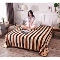 君别法兰绒毛毯秋冬季家用学生宿舍床单加厚双人珊瑚绒毯子单人被子