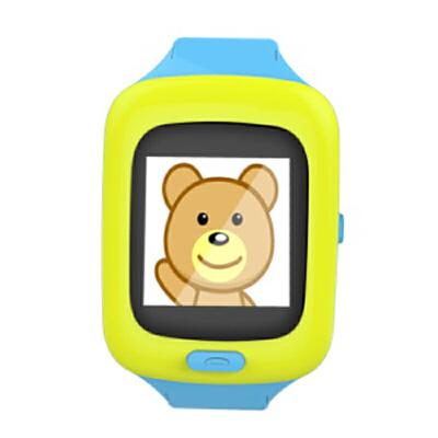儿童电话手表智能GPS定位多功能手机学生防水手表男女孩子可爱小孩 触屏远程定位 长续航30天包退换