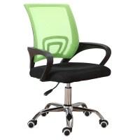 家用网布电脑椅会议网面升降宿舍办公椅子学生简单弓形椅简约转椅 回形架 特惠