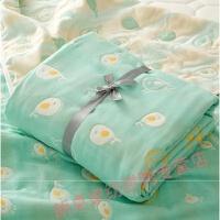 婴儿纱巾单层纱吸湿被子四季婴儿浴巾纱布浴巾初生薄棉