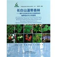 长白山温带森林--阔叶红松林及其次生杨桦林的物种组成与分布格局/中国森林生物多样性监测网络丛书