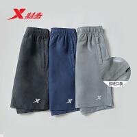 特步运动短裤男2019新款男裤健身跑步梭织五分裤中裤轻薄透气881229679183