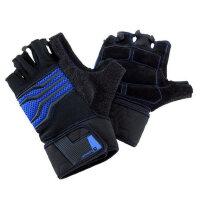 健身手套 力量训练哑铃举重防护手套防滑耐磨