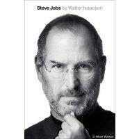 英文原版乔布斯传记 美国版精装 Jobs: The Exclusive Biography 史蒂夫乔布斯官方传记