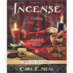 【预订】Incense: Crafting & Use of Magickal Scents 978073874155