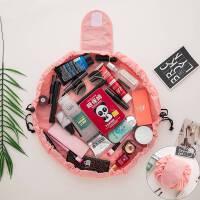 化妆包可爱小号便携大容量多功能简约便携化妆品收纳包收纳用品