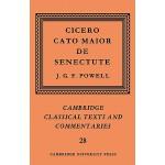 【预订】Cicero: Cato Maior de Senectute 9780521607049