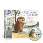 Walker点灯人经典绘本Story Book and DVD: Little Beaver & The Echo 小