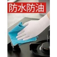 手套一次性乳胶工作防水防滑耐磨耐用橡胶加厚皮男劳保薄款贴手女