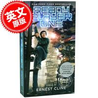 [现货]头号玩家 玩家一号 玩家1号 英文原版 Ready Player One Movie Tie-In 电影封面版