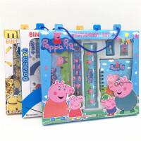 幼儿园礼盒儿童文具套装小学生开学大礼包学习用品男女生礼物奖品