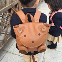 20180921205508192宝宝书包1-3岁儿童小背包可爱男女幼儿园双肩pu皮韩版 走失包