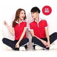 运动服 运动 套装 两件套 情侣 时尚 男女士 大码显瘦 男士运动衣