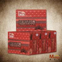 美乐臣西非85% 黑巧克力 排块 2000克 独立包装