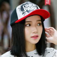 帽子女鸭舌帽韩版出游百搭潮学生新款甜美可爱棒球帽