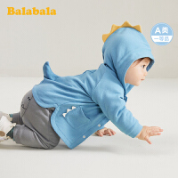 巴拉巴拉宝宝外套婴儿衣服洋气儿童春装2020新款纯棉卡通洋气上衣