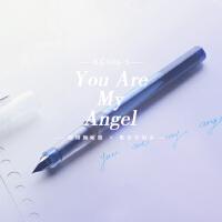 【败家实验室】德国天使 施耐德BK406-S 透明学生示范彩墨钢笔