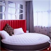商场同款豪华恒温圆形圆床垫家用宾馆酒店水床双人多功能情趣水床垫质量媲美慕斯喜临门顾家