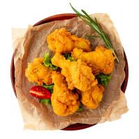 正大食品CP 咸蛋黄味 鸡翅根 800g/袋