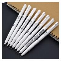 MARVY/美辉4600 防水针笔 针管笔 绘图针笔 漫画勾线笔 小楷毛笔