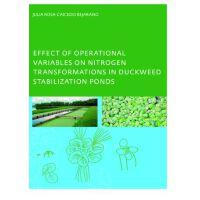 【预订】Effect of Operational Variables on Nitrogen Transformat