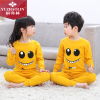 俞兆林儿童内衣套装中大童秋衣套装小宝宝男童家居服睡衣