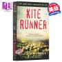 追风筝的人英文原版小说   英文版The Kite Runner英文原版 进口图书 胡赛尼 处女作 销售榜前列 灿烂千阳群山回唱