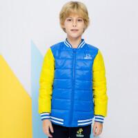 加菲猫童装儿童羽绒服男童女童中大童GJD17306