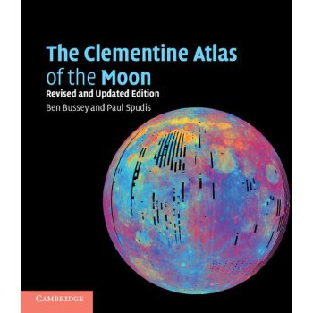 The Clementine Atlas of the Moon [ISBN: 978-0521141017] 美国发货无法退货,约五到八周到货