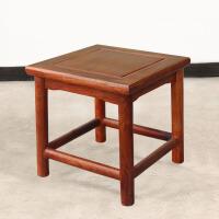 包邮简迪红木利来国际ag手机版中式小椅子实木小板凳花梨木简约家用木头凳子成人小方凳