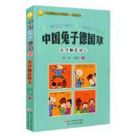 中国兔子德国草天才躺在地上/中国幽默儿童文学创作周锐系列