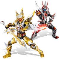 铠甲勇士进化版炎龙侠变形机器人男孩玩具人偶帝皇侠