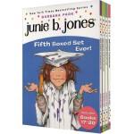 Junie B. Jones's Fifth Boxed Set Ever! (Books 17-20) 朱尼・琼斯系