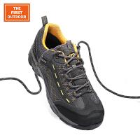 【专区满299减200】美国第一户外登山鞋男秋季防水徒步鞋防滑轻便旅游鞋运动户外男女鞋