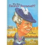 【预订】Who Was Eleanor Roosevelt?