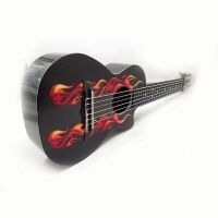 支持货到付款 vorson 28寸6弦迷你吉他丽丽 吉他里里 六弦小吉他 旅行吉他 APL-28-1