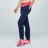 新款女士时尚宽松直筒修身跑步长裤运动长裤休闲运动裤