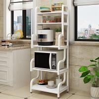 厨房多功能落地置物架厨房用品用具落地多层置物架微波炉置物架家用厨房收纳架储物架子