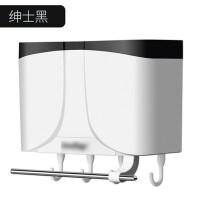 筷子篓置物架厨房收纳挂壁式家用餐具勺沥水桶家居日用收纳用品