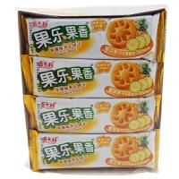 嘉士利 果乐果香 300g 整盒装 五种味道任选 果酱味夹心饼干 休闲零食