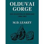 【预订】Olduvai Gorge 9780521105187
