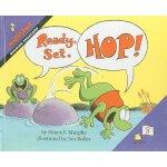 Ready, Set, Hop! (Mathstart: Level 3 (Prebound)) [ISBN: 978