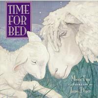 【现货】英文原版 该睡觉了 Time for Bed 纸板书 0-3岁低幼 睡前读物 Time for Bed 978