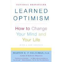 【现货】英文原版 活出乐观的自己 积极心理学之父Martin E.P.Seligam力作 央视《读书》栏目力荐读物 L