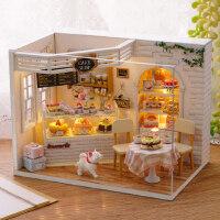 创意手工diy蛋糕屋圣诞节送女孩子特别的学生小礼物男友生日女生