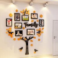 幼儿园墙面装饰大树照片墙儿童房布置墙贴亚克力卧室墙壁贴纸教室 特