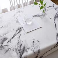 大理石纹 ins现代简约提花桌布桌布盖布餐桌布台布特价 如图款