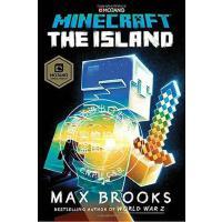 现货 Minecraft: The Island 英语原版 我的世界官方小说 平装 8-12岁