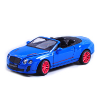 【当当自营】美致模型1:14宾利模型车遥控儿童汽车玩具2049蓝色